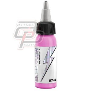 Tinta Electric Pink -  30ml Easy Glow