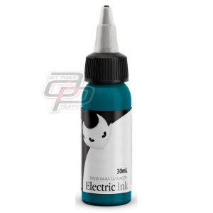 Tinta Verde Mar - 30ml Electric Ink