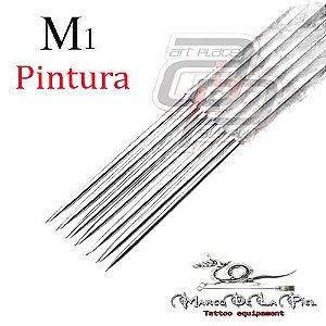 Agulhas Marco de La Piel Pintura / Magnum -  1 Unidade