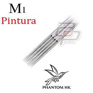Agulhas Phantom HK Pintura / Magnum - 1 Unidade
