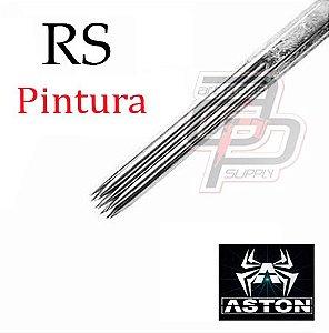 Agulhas Aston Bucha / Round Shader - 1 Unidade