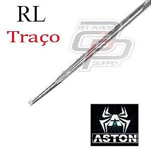 Agulhas Aston Traço / Round Liner - 1 Unidade