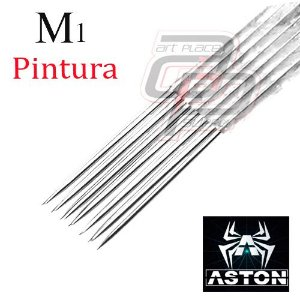 Agulhas Aston Pintura / Magnum - 1 Unidade