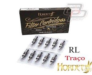Cartuchos Hornet Traço / Round Liner - Caixa com 10 unidades