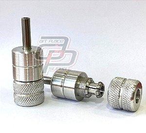 Grip Rosca Aperto Rápido Alumínio 28mm - 1 Unidade