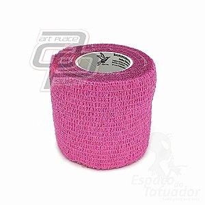 Bandagem Elástica (5cm X 4,5m) - Pink