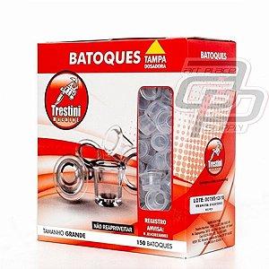 Batoques Soltos Tamanho G - 1 Caixa (contendo 150 unidades) - Trestini