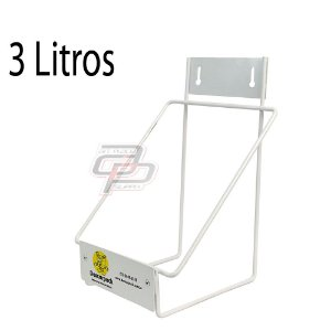 Suporte para Coletor 3 Litros -  Descarpack