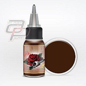 Pigmento Castanho Escuro - 15ml - Iron Works