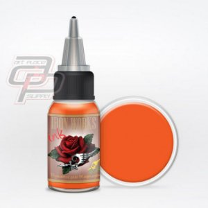 Pigmento Mandarine - 15ml - Iron Works