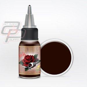 Pigmento Marrom Café - 15ml - Iron Works