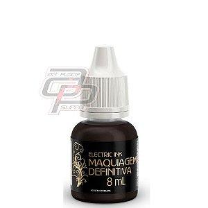 Pigmento Marrom Cacau - 8ml - Electric Ink
