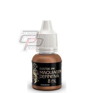 Pigmento Marrom Médio - 8ml - Electric Ink