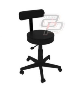 Cadeira Mocho Preta - AP021