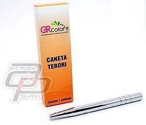 Caneta Tebori Aluminio 1 Unidade - GR Colors