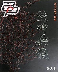 Livro desenhos - TB-080