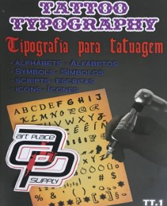 Livros Desenhos - TT-1