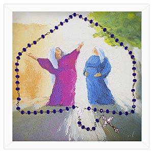Ave Maria – Religioso - Quadro 30x30cm