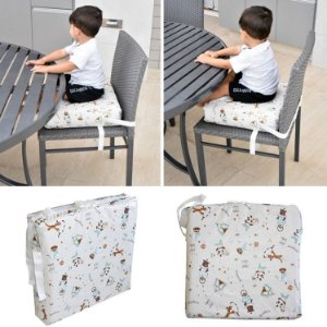 Assento Almofada de Elevação Infantil Criança - Estampa Circo