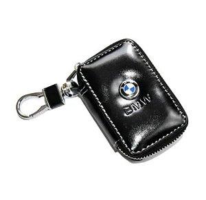 Chaveiro Capa de Chave BMW Courvin Preto