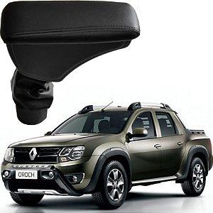 Apoio de Braço Encosto Console Central Renault Duster Oroch 2015-2020 Artefactum Courvin