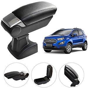Apoio de Braço Encosto console central Ford Novo Ecosport Sterk Comfortline Executivo