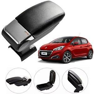 Apoio de Braço Encosto console central Peugeot 208 Sterk Comfortline Executivo (ano 2013/...)