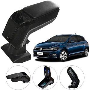 Apoio de Braço Encosto console central Volkswagen Novo Polo (a partir de 2018/...) Sterk Sport Esportivo