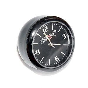 Relógio automotivo para painel de carro Sterk