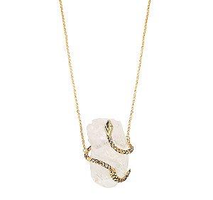 Colar Serpente Cristal G