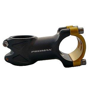 Mesa Avanço Promax 6º 60mm 31.8mm Preto e Dourado