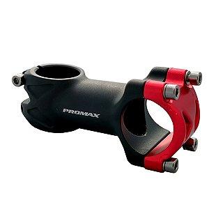 Mesa Avanço Promax 6º 70mm 31.8mm Preta e Vermelha