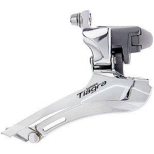 Cambio Dianteiro Shimano Tiagra 4600 31.8mm C/redutor 28.6mm
