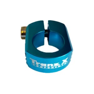 Abraçadeira De Selim 25.4mm P/ Canote 22.2mm Tranz-x
