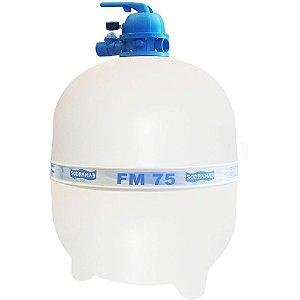 Filtro FM 75 - para piscinas até 176 mil litros
