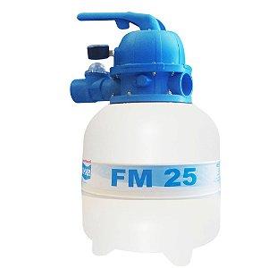 Filtro FM-25 - para piscinas até 19 mil litros