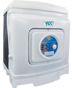 Trocador de Calor SD-80 - Com quadro Digital