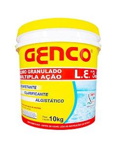 Cloro Genco 3 em 1 10kg