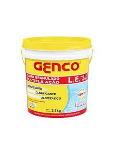 Cloro Genco 3 em 1 2,5kg