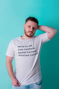 Camiseta Pesquisadoras