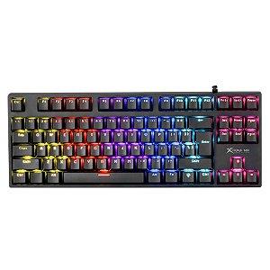 Teclado Mecânico Gamer Rainbow GK-913