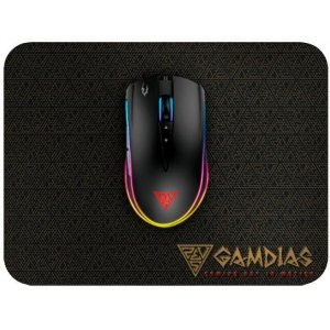 Kit Gamer Mouse e MousePad ZEUS E2