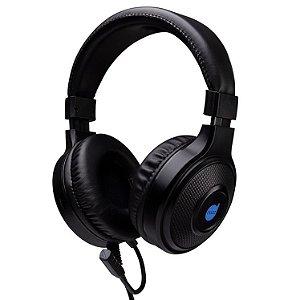 Headset Gamer DAZZ Cobra 2.0 P2/P3 p/ PC/PS4/Xbox One