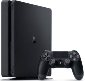 Console Playstation 4 Slim 500Gb Sony - Usado