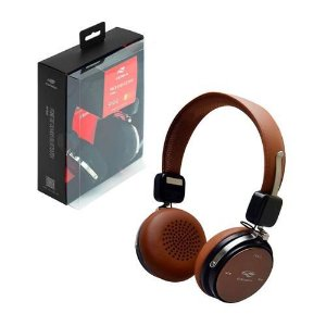 Fone PH-B600BW Bluetooth 4.2 Marron