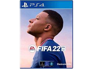 Jogo Fifa 22 Ps4