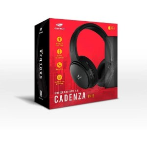 Fone PHB500BK Cadenza Bluetooth 5.0