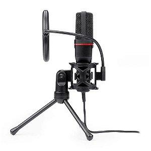 Microfone Gamer para Streamer Seyfert GM100 Redragon