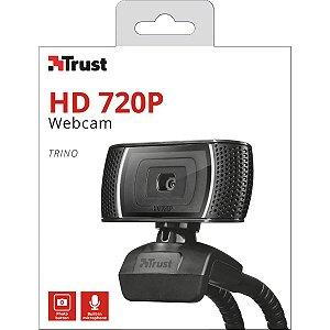 Webcam Trust Trino HD 720P