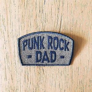 """Patche """"PUNK ROCK DAD"""""""
